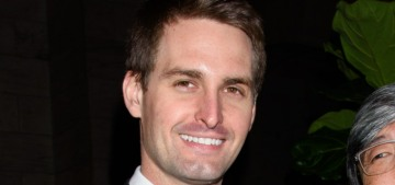 A new screenplay claims Evan Spiegel dumped Taylor Swift via text