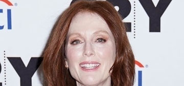 Julianne Moore got fired from Can You Ever Forgive Me, 'it's still kind of painful'