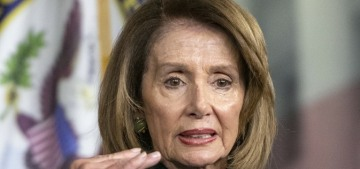 Nancy Pelosi: 'I'm not for impeachment… I don't think we should go down that path'