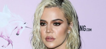 Khloe Kardashian won't date again for 'a significant amount of time,' yeah right