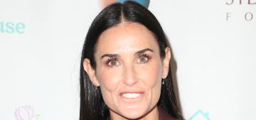 Demi Moore on her daughters: 'I'm getting more insights from them than I'm giving'