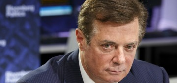 Paul Manafort sentenced to an additional 43 months in prison for conspiracy