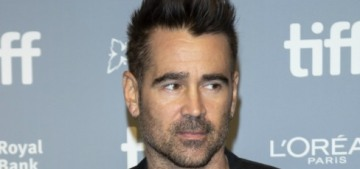 Colin Farrell on St. Patrick's Day: I never saw green beer until I came to America
