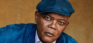 Samuel L. Jackson on the MAGA crowd: 'I know how many motherf–ers hate me'