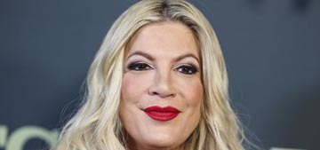 Tori Spelling on Dean McDermott: 'We don't have relationship problems'