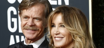 Wait, why wasn't William H. Macy arrested in the SAT-test scheme again?