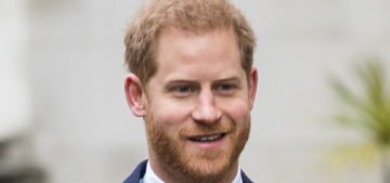 Prince Harry steps out for a solo event in London: will we see Meghan before the birth?