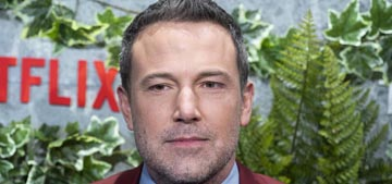 Ben Affleck on the back tattoo he claimed was fake: 'I'm very happy with it'