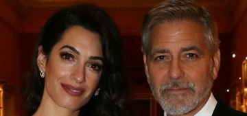 Amal Clooney named as a 'figurehead' for a new initiative for the Prince's Trust