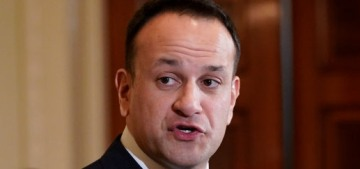 """Irish PM Leo Varadkar brought his partner to Mike Pence's home"" links"
