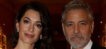 The Prince's Trust is launching the 'Amal Clooney Award' because money