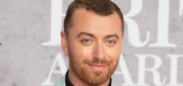 Sam Smith had liposuction on his chest when he was just 12 years old