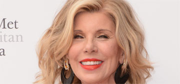 Christine Baranski: 'It's a good time to be a strong lady of a certain age'