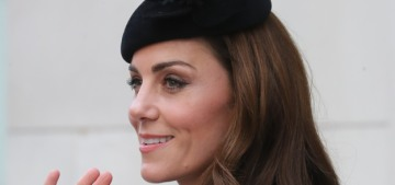 Duchess Kate is becoming the new patron to the Foundling Museum