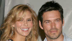 Eddie Cibrian's wife leaves him over his two affairs