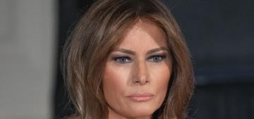 """Melania Trump loves to undermine Ivanka Trump whenever possible"" links"