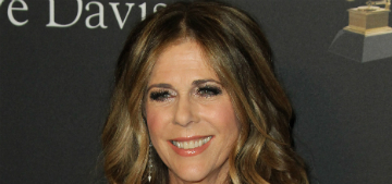 Rita Wilson on the college admission scandal: offensive, unethical, unfair