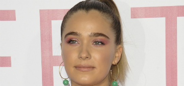 Haley Lu Richardson on how she proposed to her boyfriend