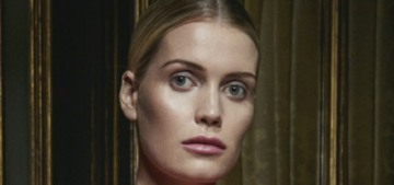 Lady Kitty Spencer, 28, doesn't think it's her 'job to starve to fit into an outfit'