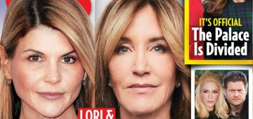 Felicity Huffman & Lori Loughlin haven't 'fully grasped the possibility of prison time'