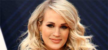 Carrie Underwood: I want to feel like myself again, my body has not belonged to me