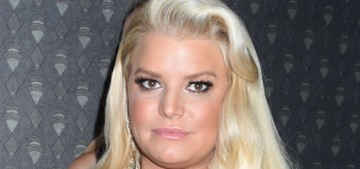 Jessica Simpson finally birthed a 10 lbs, 13 oz girl named Birdie Mae Johnson