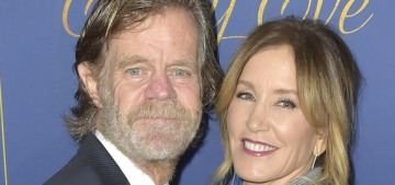 William H. Macy & Felicity Huffman 'have been arguing,' he's 'heartbroken'