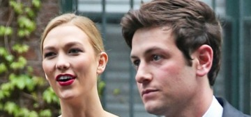 The Kushner family thinks Karlie Kloss is a shiksa who is 'not that smart'