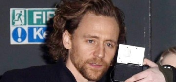 Tom Hiddleston's performance on stage in 'Betrayal' was savaged by one critic