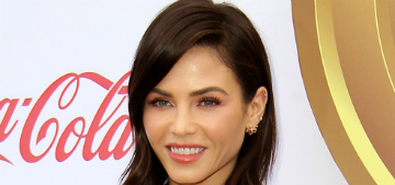 Jenna Dewan is happy with Steve Kazee, he's bonding with her daughter