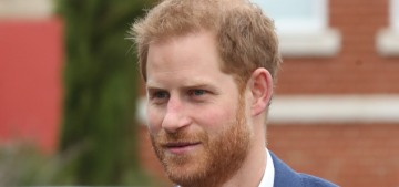 Dickie Arbiter threw shade on Prince Harry for planning to take paternity leave too