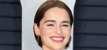 Emilia Clarke suffered two burst brain aneurysms in between seasons of 'GoT'
