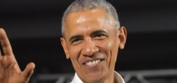 Barack Obama sent a handwritten letter of congratulations to J-Rod
