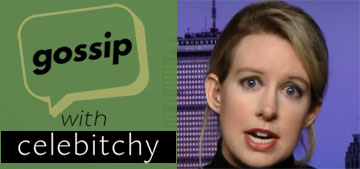 'Gossip With Celebitchy' Podcast #11: Elizabeth Holmes' voice, Kate's controversial fashion