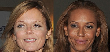 Mel B reveals that she hooked up with Geri Halliwell, but just once