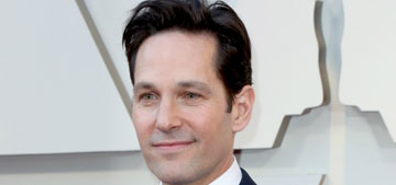 Paul Rudd on looking so young at 49: I'm 80 on the inside