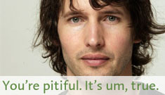 James Blunt is a loser, part deux