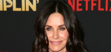 Courtney Cox: I had a lot of miscarriages. People should be more open about that