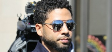 Jussie Smollett: 'I have been truthful & consistent on every level since day one'