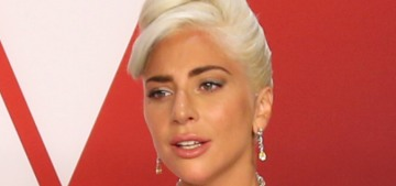 Lady Gaga 'leaned on' Jeremy Renner because Christian Carano didn't treat her well?
