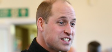 Prince William advocated for the Sussexes to get their own household & staff