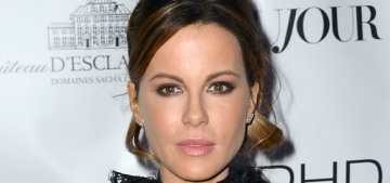Kate Beckinsale admits she's never dated anyone famous before Pete Davidson