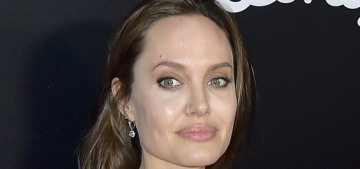 Angelina Jolie is in talks for her first 'superhero' movie, Marvel's 'The Eternals'