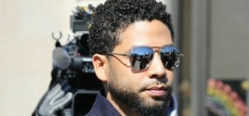 The FBI is probing the Jussie Smollett situation, but what is even the point?