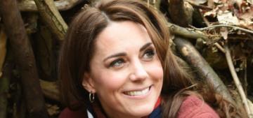 Duchess Kate spoke to a Muslim girl about multi-faith inclusivity & diversity
