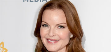 Marcia Cross wants to help end 'the stigma around anal cancer'