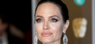 Angelina Jolie should do 'The Eternals,' it sounds like an amazing franchise