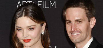 Miranda Kerr is expecting her third child just 10 months after giving birth to Hart Spiegel