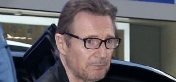 Liam Neeson finally apologized for his racist AF story: 'I missed the point'