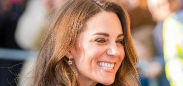 Duchess Kate hired a real stylist while Natasha Archer is on maternity leave